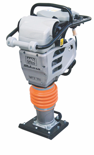 Mikasa Compaction Rammers