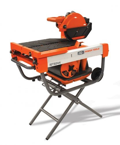 IQ244 Tile Saw