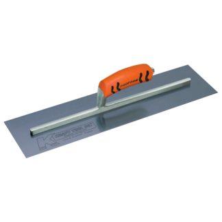 Kraft Blue Steel Concrete Trowel