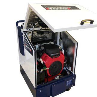 Quiet 16 kva generator
