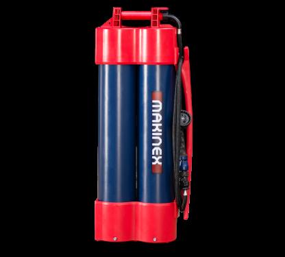 Hose 2 Go water tank